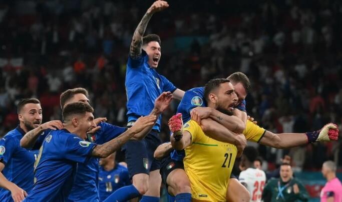 """欧洲杯决赛背后的""""黑科技"""""""