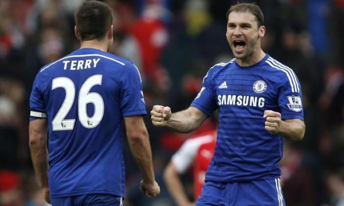Chelsea Star Branislav Ivanovic提示他准备留在斯坦福桥
