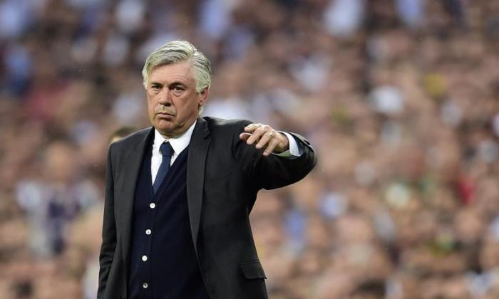 Carlo Ancelotti声称他没有举行Real Madrid谈判谣言
