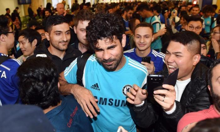 """穆里尼奥爆炸'Costa homesick'谣言 - """"迭戈在切尔西太开心了!"""""""